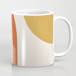 The Sun and a Rainbow Coffee Mug