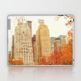 Autumn - Central Park - Fall Foliage - New York City Laptop & iPad Skin