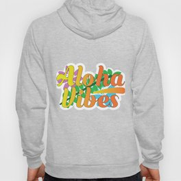 Designed for trendy, fun loving people who love Hawaiian art and love go out on a beach Aloha vibes! Hoody