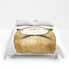 cutie cat Comforters