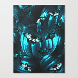 halloween tides 2 Canvas Print