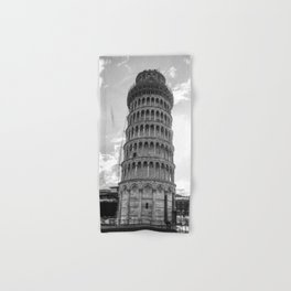Leaning Tower of Pisa Hand & Bath Towel