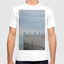 Never A Wall Flower T-shirt