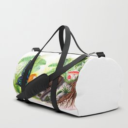 The fairy and the bat Duffle Bag