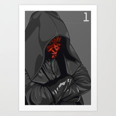 Episode 1 Art Print