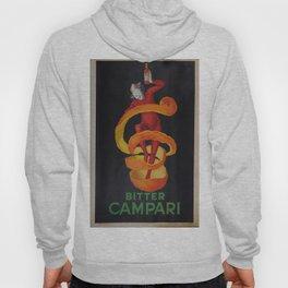 Vintage poster - Bitter Campari Hoody