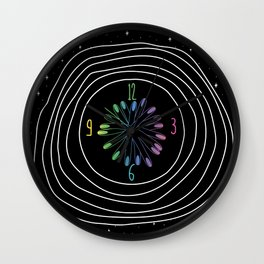 Endless Time Wall Clock