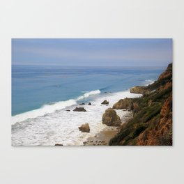 California Coastal Canvas Print