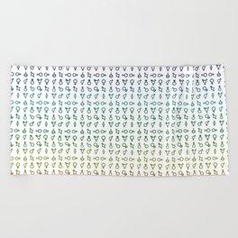 QUEER (all genders) Beach Towel