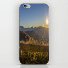 Sunrise on the Blue Ridge #2 iPhone & iPod Skin