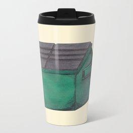 Dumpster #1 Metal Travel Mug