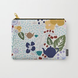 After The Rain Tea Carry-All Pouch
