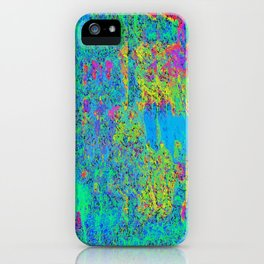 Love Vibrations iPhone Case