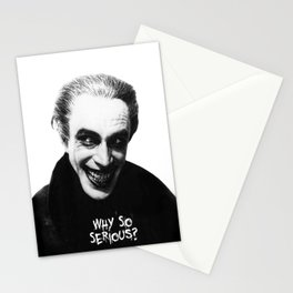 The Men Who Laugh Stationery Cards