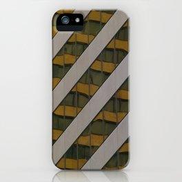 Manhattan Windows - Honey iPhone Case