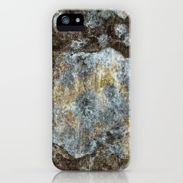Old stone wall iPhone Case