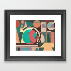 Stock Market Framed Art Print