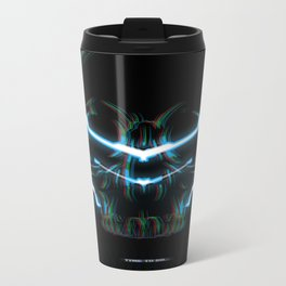 Kiss of Death Metal Travel Mug