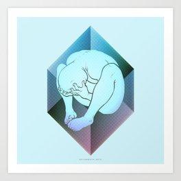 despair ~ prism Art Print