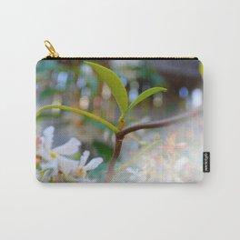 Star Jasmine Carry-All Pouch
