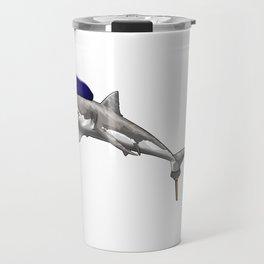 Pirate Shark Viking Novelty Halloween Travel Mug