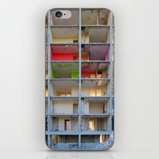 The Naked City iPhone & iPod Skin