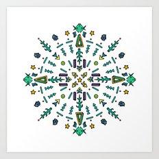 (Compass)ion Art Print
