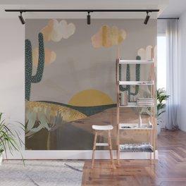Desert Textures Wall Mural