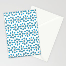 SUMMER BLUE Stationery Cards