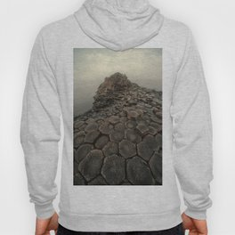 Sunny morning in Giant's Causeway Hoody