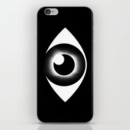 Sky Eye iPhone Skin