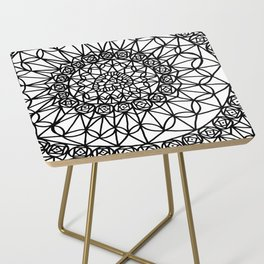 Doodle 12 Side Table
