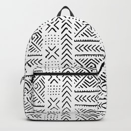 Line Mud Cloth Backpack