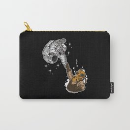 So Close And Yet So Far Away | Galaxy Underwater Carry-All Pouch