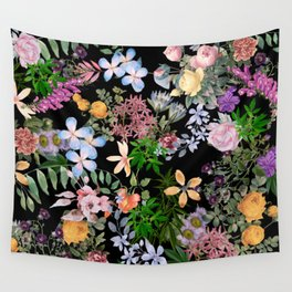 Tangled Up In Pot Wall Tapestry