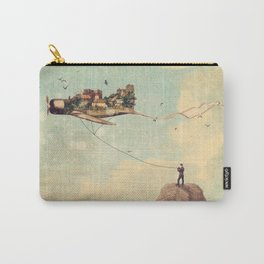 City Kite Afternoon Carry-All Pouch