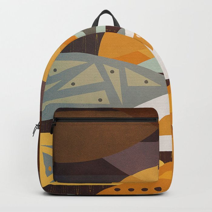 Textures/Abstract 149 Backpack