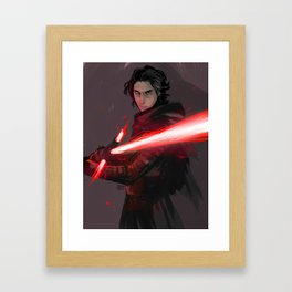 best son Framed Art Print