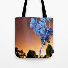 Creative Night  Tote Bag