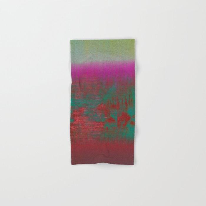Spatial Factor 202 / Texture 30-10-16 Hand & Bath Towel