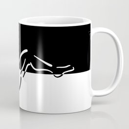 The Warrior ~ From Sinners And Saints ~ Pure Coffee Mug