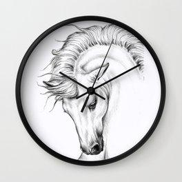 Gentle Soul II Wall Clock