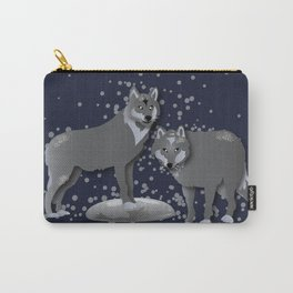 Wolves - 'A Fantastic Journey' Carry-All Pouch