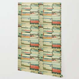 Bookworm Wallpaper