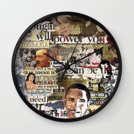 Referendum Wall Clock