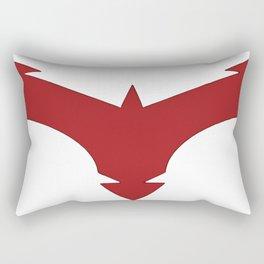 Nightwing 52 Rectangular Pillow
