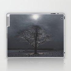 Snow Moon Laptop & iPad Skin