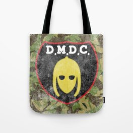 DMDC Detectorists Logo Distressed Tote Bag