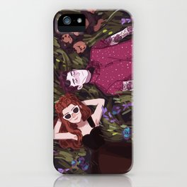 Hades' Holiday iPhone Case