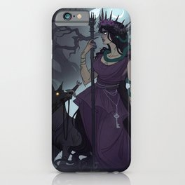 Hecate 2020 iPhone Case